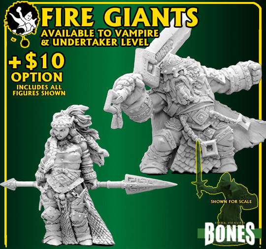 Reaper Miniatures - Bones