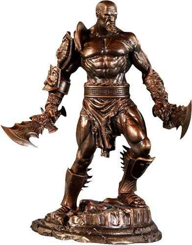 God of War Omega Collection Kratos