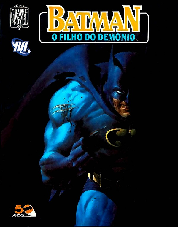 Graphic Novel - Batman Filho Do Demonio