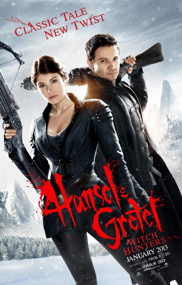 Hensel e Gretel - Novo poster