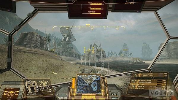 Mech Warrior Online