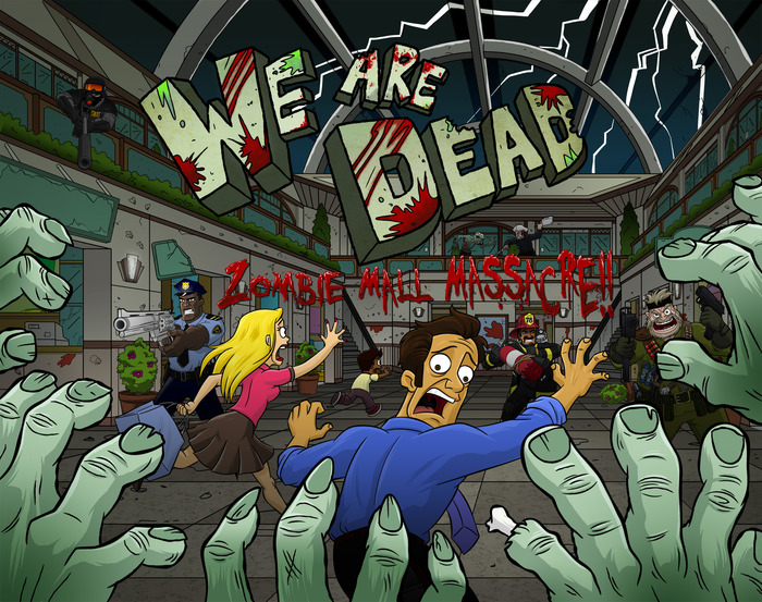 We Are Dead: Zombie Mall Massacre