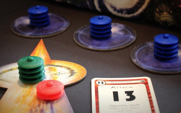 Cosmic Encounter ataque