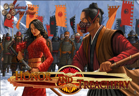 Legend of the Five Rings: Honor and Treachery