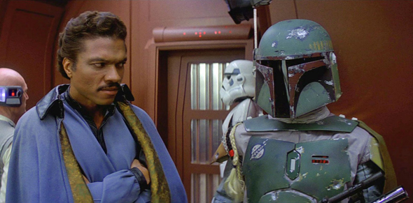 Star Wars - Lando Calrissian de volta no Episódio VII