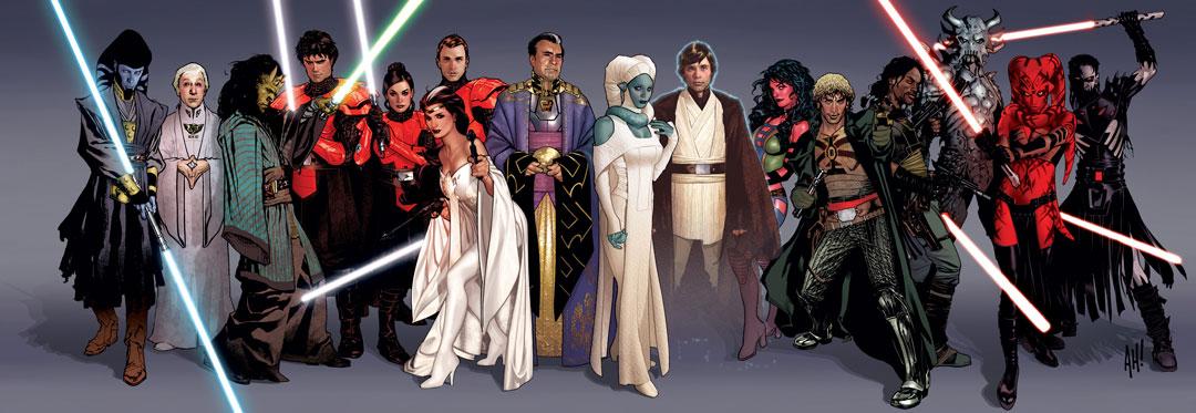 Star Wars - Entendendo o Universo Expandido
