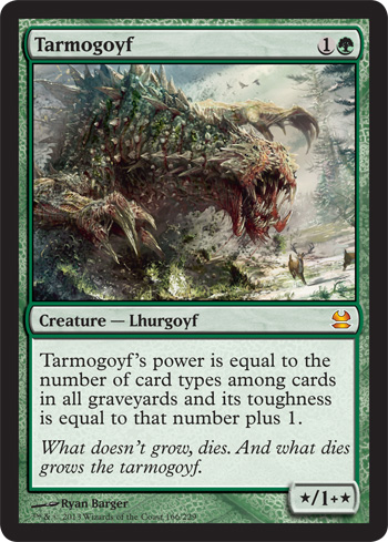 Magic - Tarmogoyf