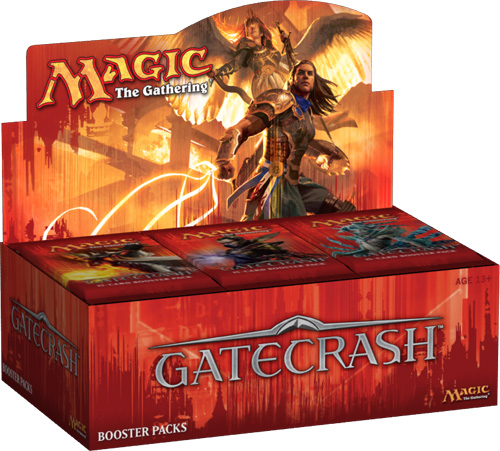 Magic: The Gathering - Gatecrash Box