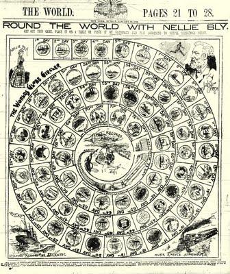 O Nascimento dos Jogos de Tabuleiro Modernos: 1820-1869