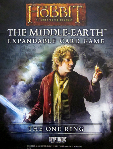 The Hobbit: An Unexpected Journey Expandable Card Game