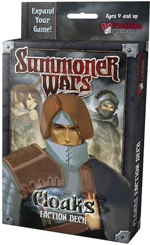 Summoner Wars: Cloaks