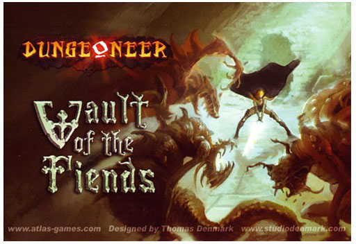 Dungeoneer: Vault of the Fiends