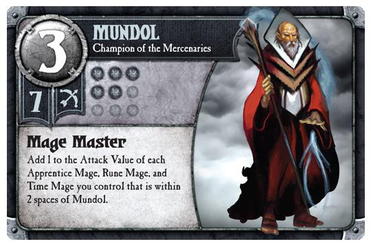 Summoner Wars: Mercenaries