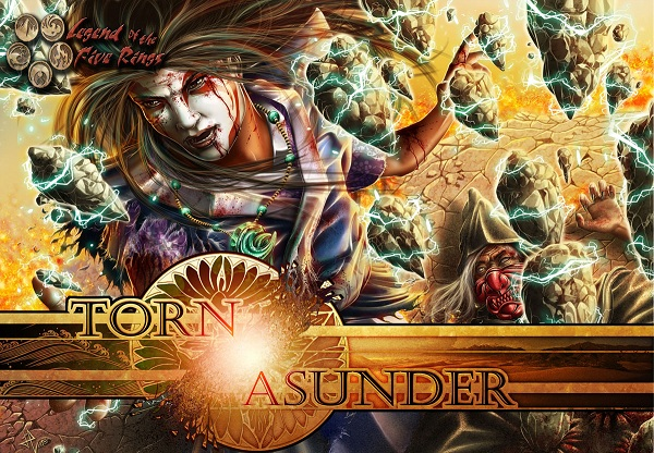 Legend of the Five Rings - Torn Asunder