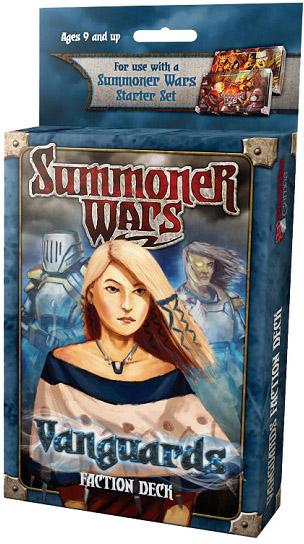 Summoner Wars: Vanguards