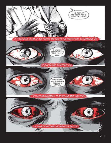 A Arte da Guerra Ganha Adaptação em Quadrinhos