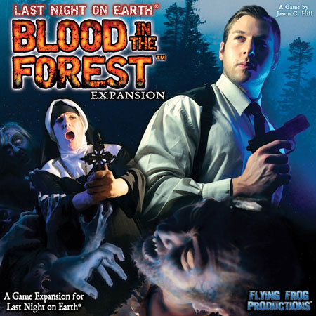 Blood in the Forest - Nova Expansão para Last Night On Earth