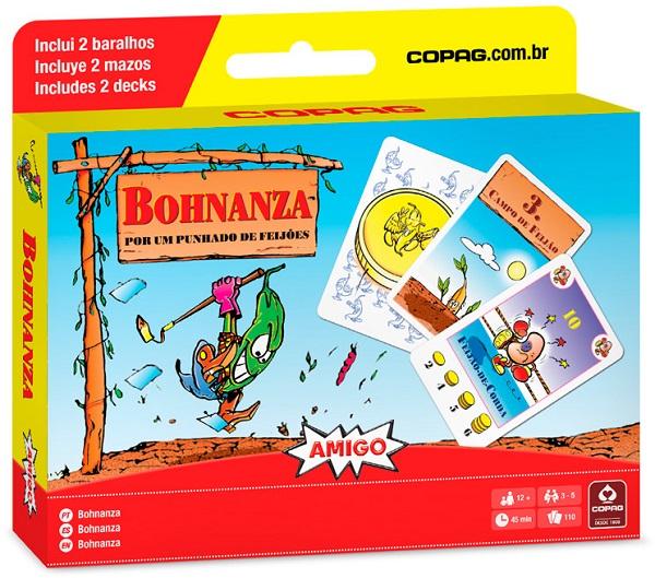 Bohnanza - Jogo de Cartas