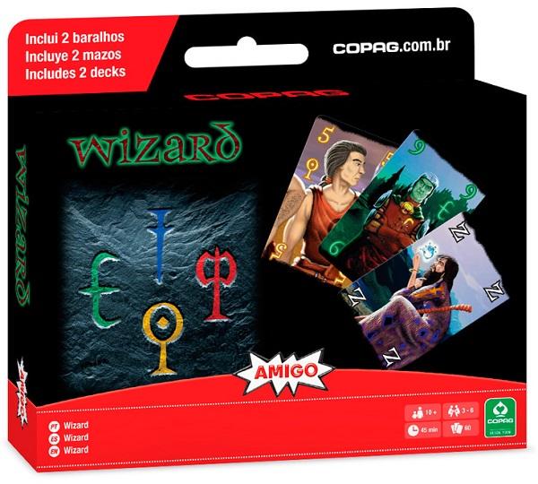 Fantasy Wizard - Jogo de Cartas