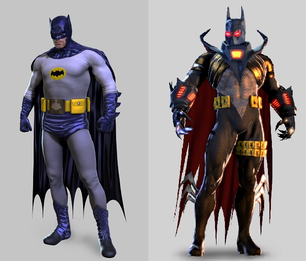 Adam West Knightfall Arkham Origins