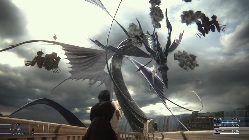 Novo Trailer de Final Fantasy XV