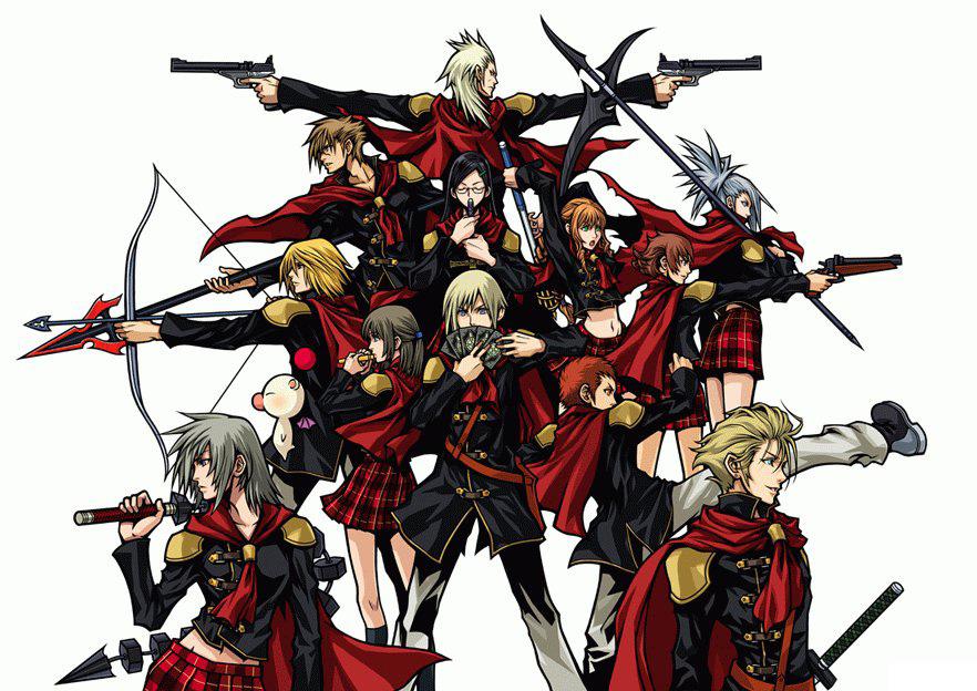 Square Enix Anuncia Final Fantasy Agito para Smartphones