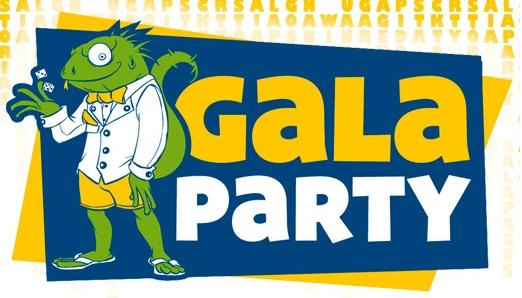 Galaparty a nova linha de jogos da Galápagos