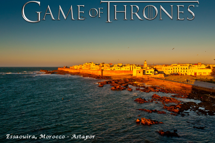 Guia de Viagem de Game of Thrones