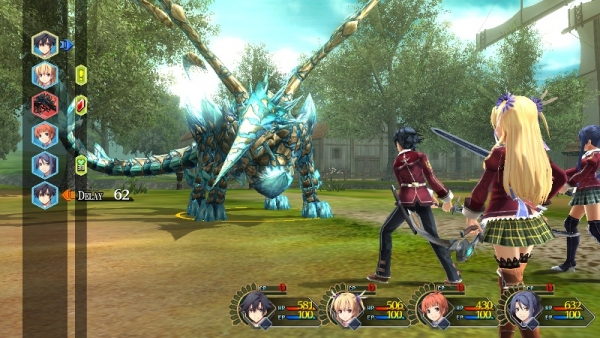 Lançado Trailer de The Legend of Heroes do PS3 e PS Vita