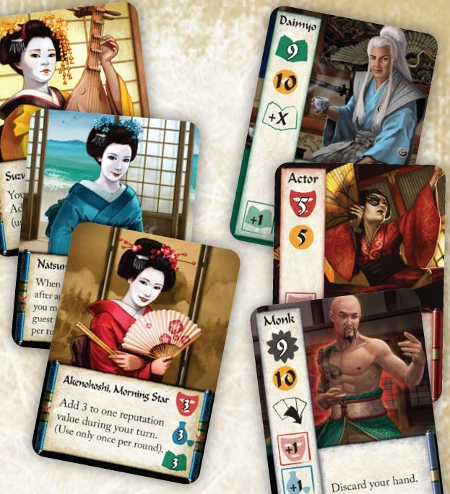 """Mai-Star"" Card Game"