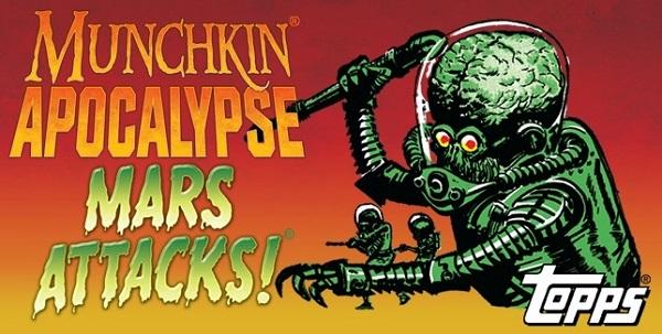 Munchkin Mars Atack