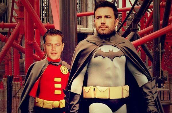 Previsões Para o Novo Batman