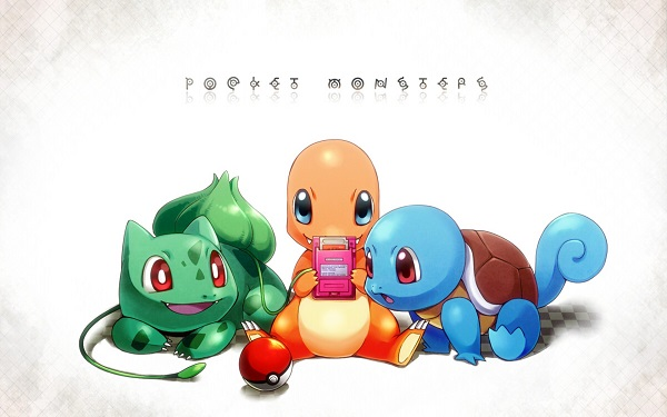 bulbasaur-squirtle-charmander-gameboy