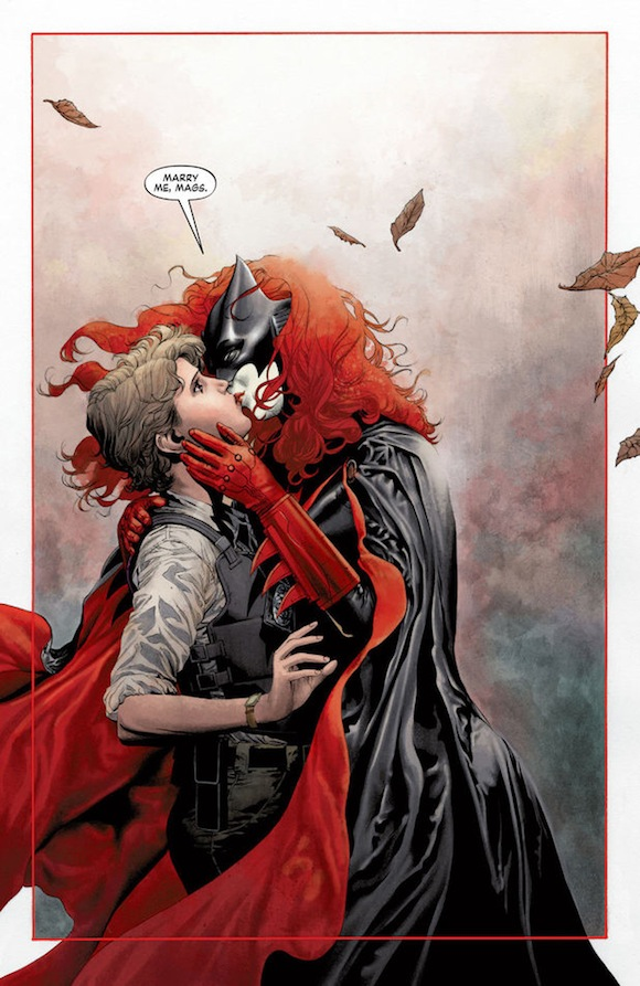 DC proíbe Batwoman Lésbica de Casar e Roteiristas se Demitem