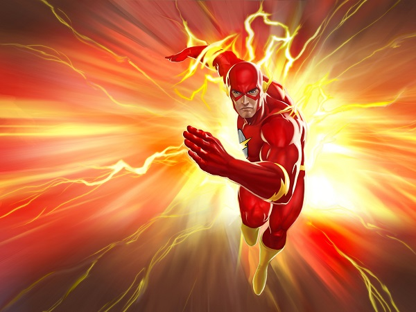 O Super-Herói Flash Volta aos Seriados