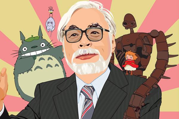 Hayao Miyazaki Anuncia Aposentadoria