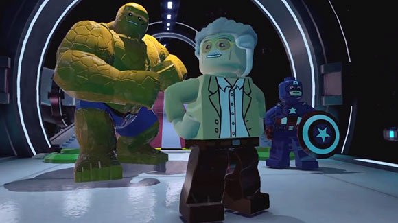 Stan Lee terá Super Poderes em novo jogo da Marvel