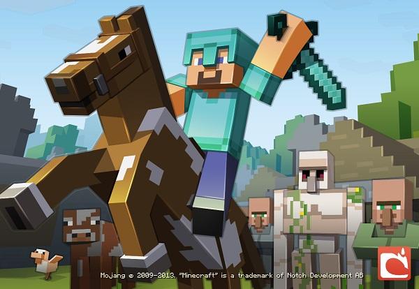 Minecraft Já Vendeu Mais de 33 Milhões de Cópias