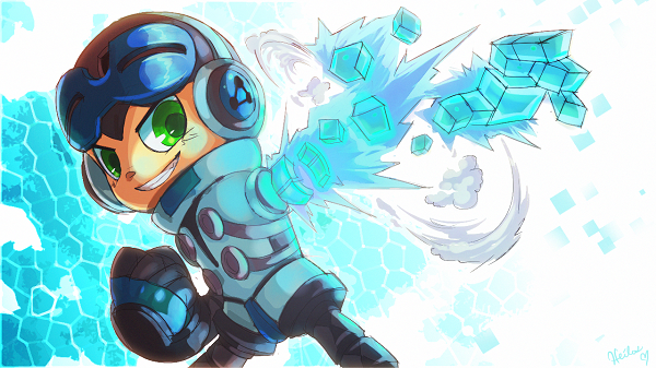 the mighty no 9