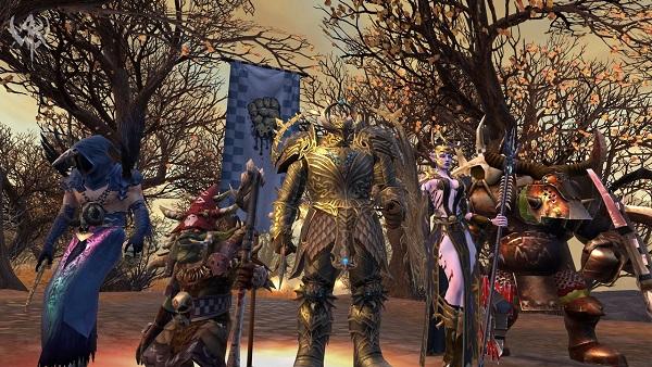 Fim de Mais um MMO: Warhammer Online