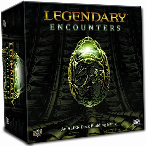 Legendary Encounters An Alien Deck-Building Game