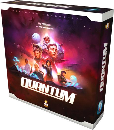 Quantum - Jogo Épico de Conquista Espacial