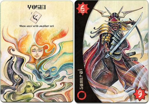 Sangoku, Jogo de Mitologia Japonesa e suas Criaturas