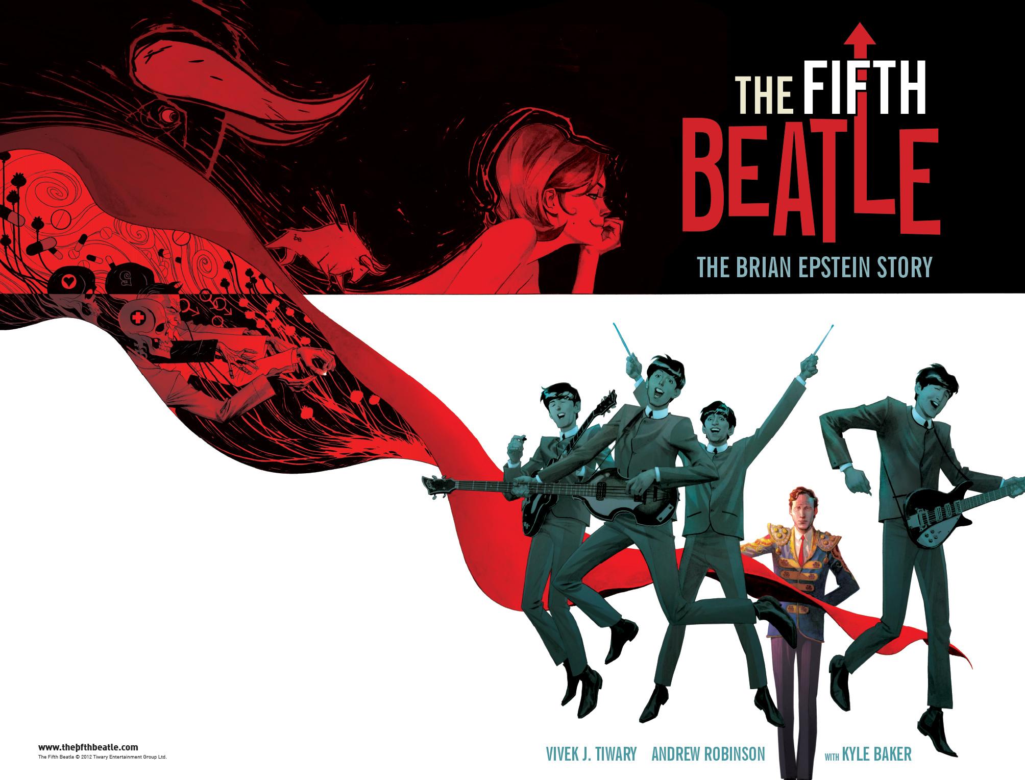"""Anunciado Filme """"O Quinto Beatle"""""""