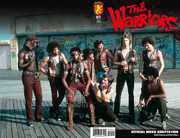 Warriors – Os Selvagens da Noite – The Warriors – USA - 1979