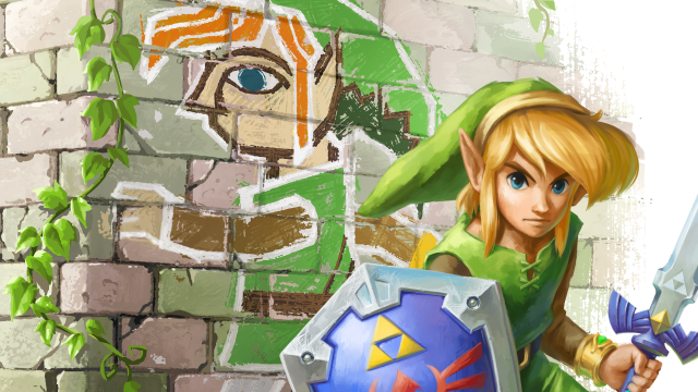 Zelda - A Link Between Worlds