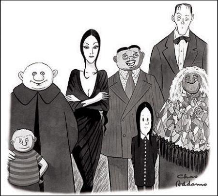 Filme em Animação da Família Adams