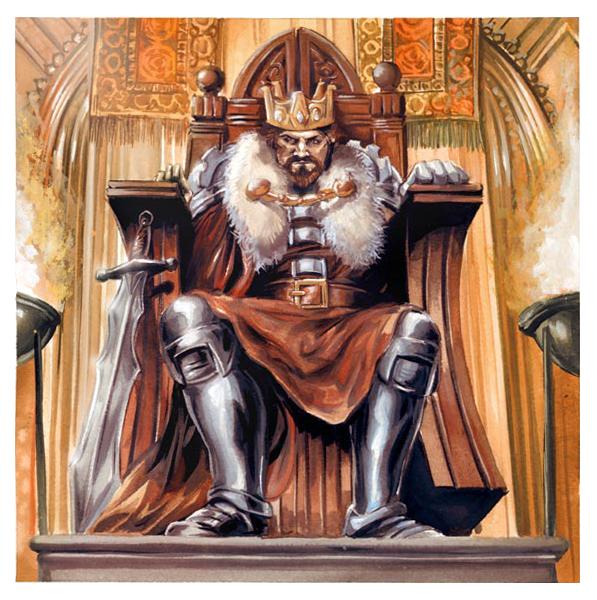 Board Game Kill Shakespeare  Richard Card Art