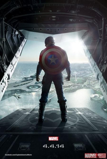 Trailer de Captain America: The Winter Soldier