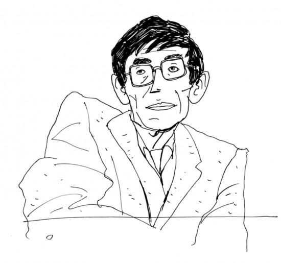 Stephen Hawking vai ganhar HQ Biográfica